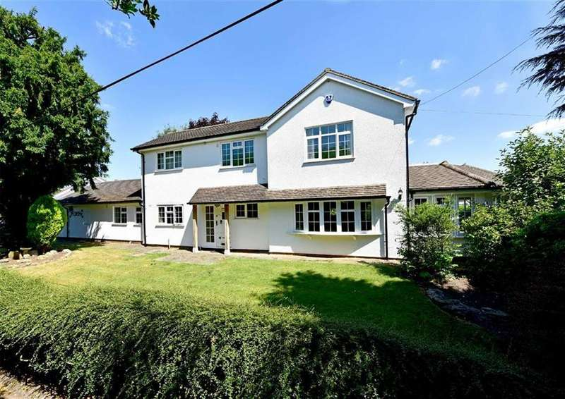 4 Bedrooms Detached House for sale in The Old Forge, Horsebrook Lane, Brewood, Stafford, ST19