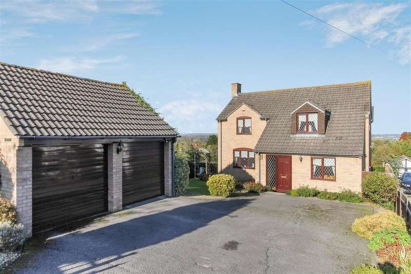 4 Bedrooms Detached House for sale in The Green, Churchdown