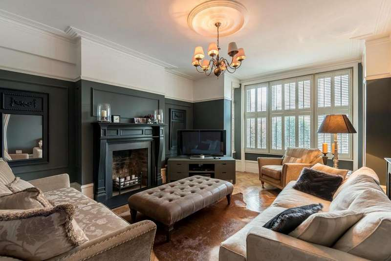 6 Bedrooms Terraced House for sale in Dukes Avenue, Muswell Hill