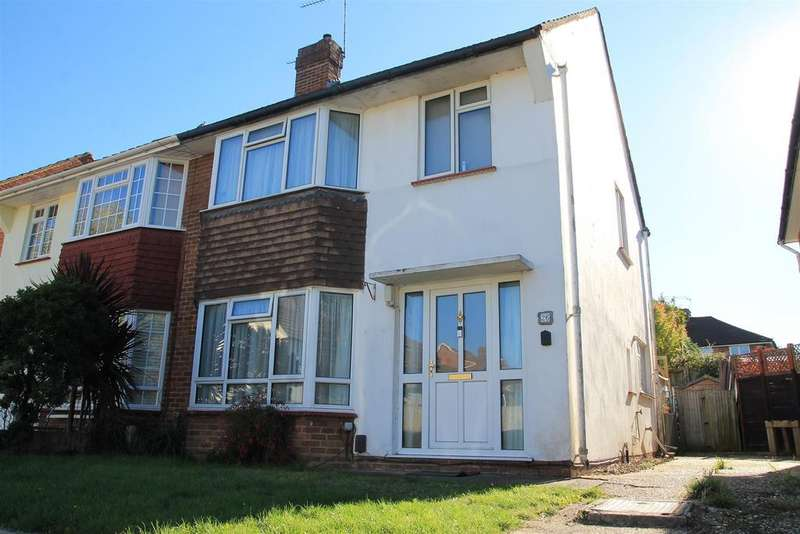 3 Bedrooms Semi Detached House for sale in Greenacre, Windsor