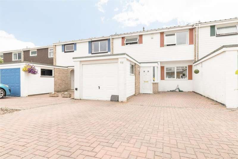 3 Bedrooms Terraced House for sale in Testwood Road, Windsor
