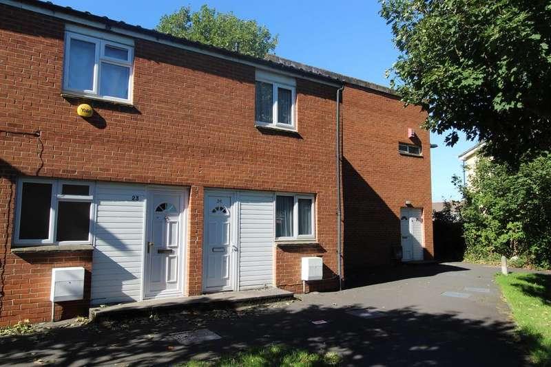 2 Bedrooms Terraced House for sale in Hawksmoor Close, Bristol, BS14 0RE