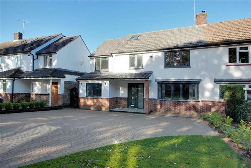 4 Bedrooms House for sale in Carrington Avenue, Borehamwood, Hertfordshire