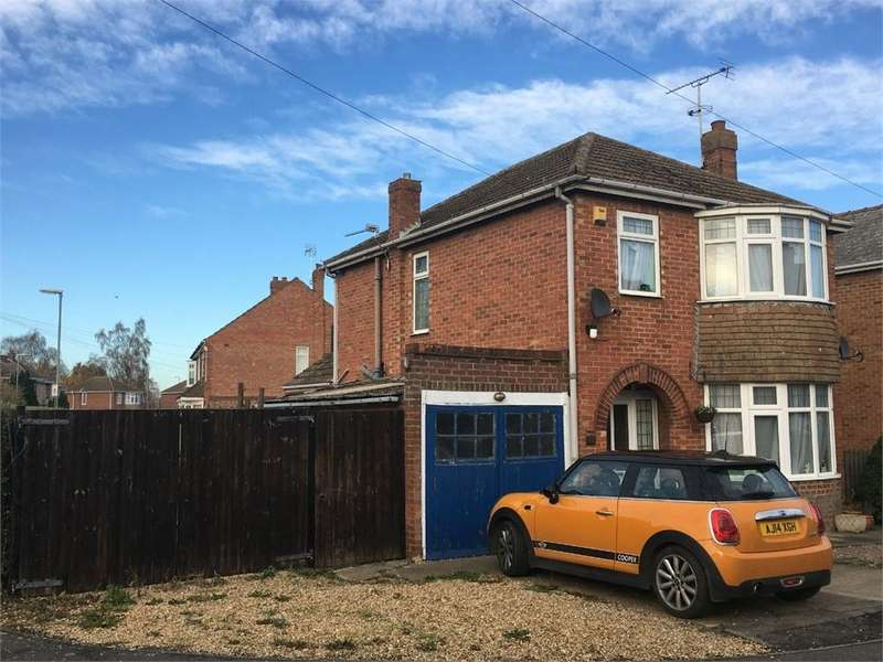 3 Bedrooms Detached House for sale in Bayswood Avenue, Boston, Lincolnshire