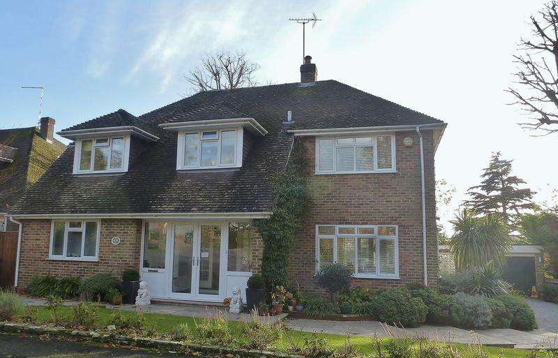 5 Bedrooms Detached House for sale in Ashley Close, Brighton, East Sussex,