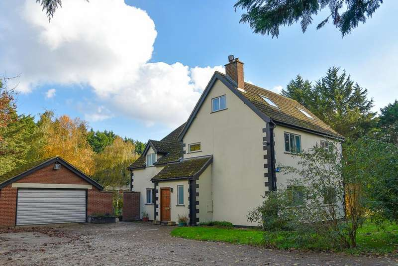 5 Bedrooms Detached House for sale in Lakenheath, Suffolk