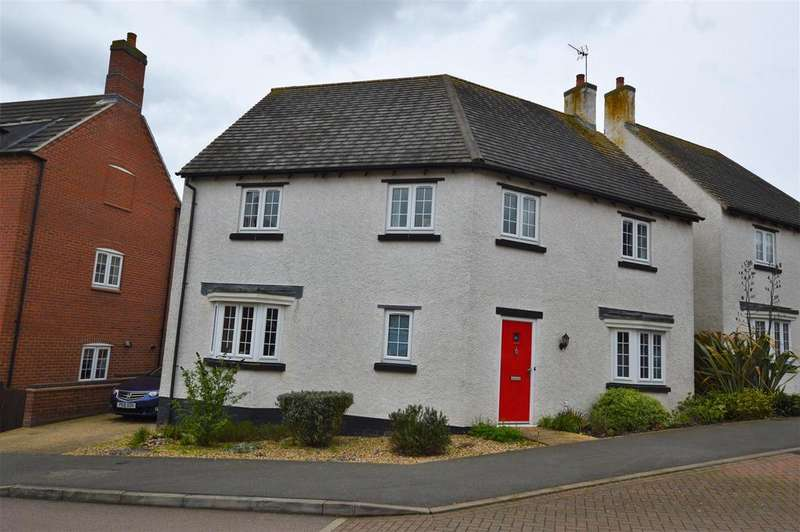 4 Bedrooms Detached House for sale in Hubbard Road, Burton-On-The-Wolds, Loughborough