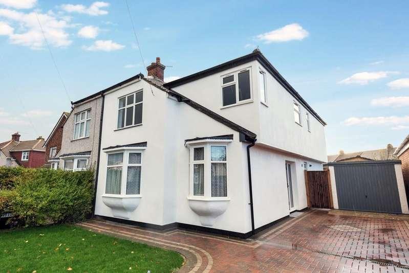 5 Bedrooms Semi Detached House for sale in Sheldon Road Bexleyheath DA7