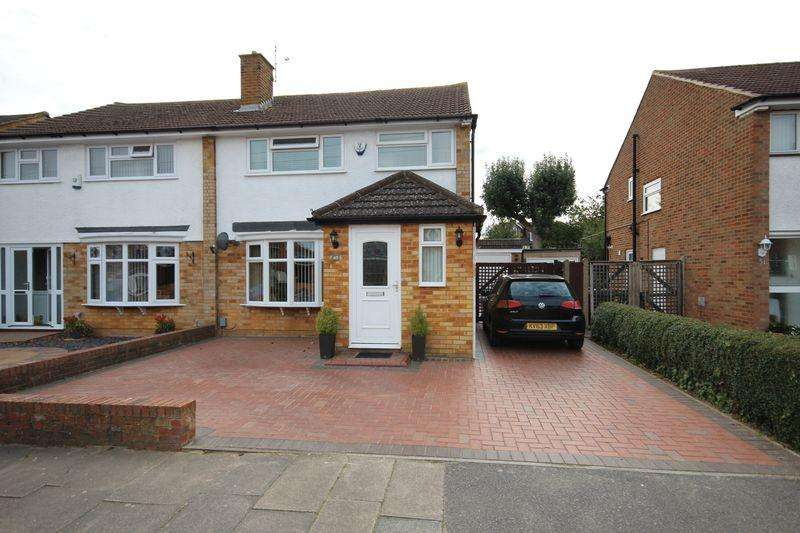 3 Bedrooms Semi Detached House for sale in Ravenbank Road, Luton