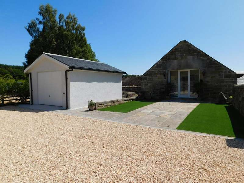 3 Bedrooms Semi Detached House for sale in Nethermill, Vantage Farm, Fordell, Dunfermline, KY11