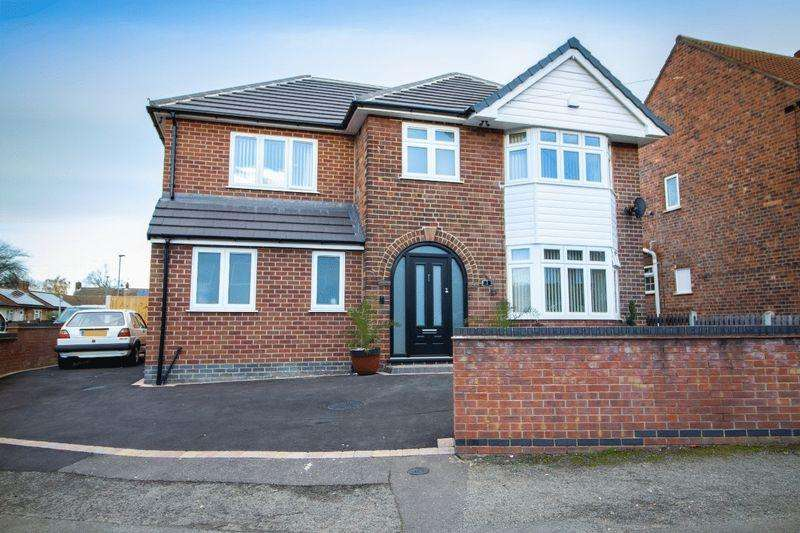 4 Bedrooms Detached House for sale in RAVENSCROFT DRIVE, CHADDESDEN