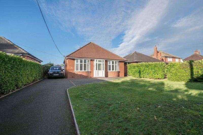 3 Bedrooms Bungalow for sale in Church Lane, Wistaston, Nr Nantwich