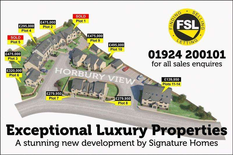 6 Bedrooms Detached House for sale in Plot 3 Horbury View, Ossett