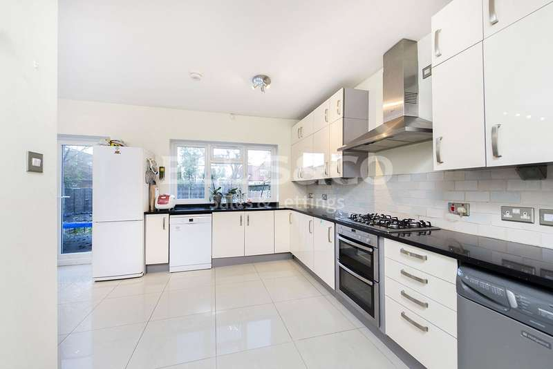 4 Bedrooms Property for sale in Somerton Road London