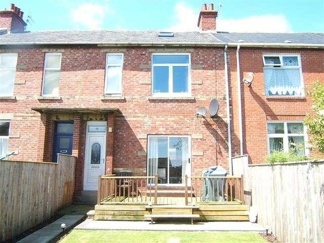 3 Bedrooms Terraced House for sale in Arthur Terrace, Whitburn