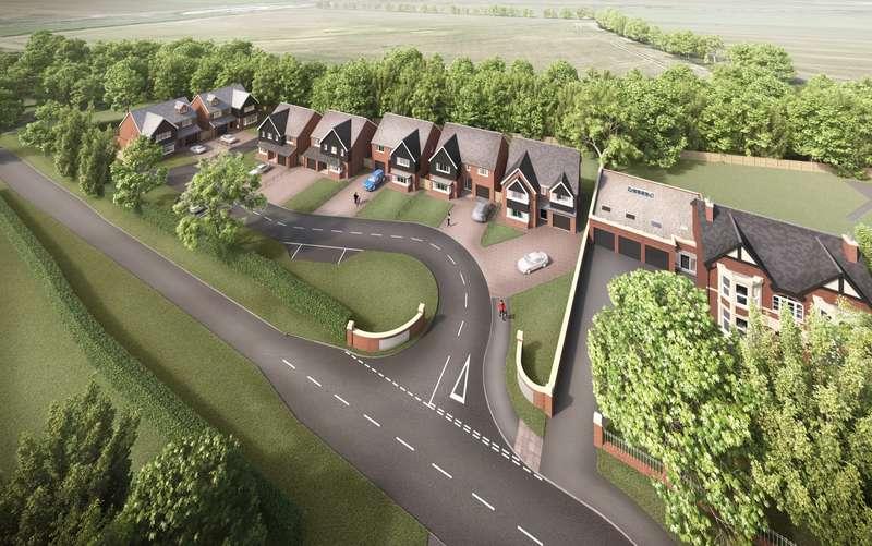 5 Bedrooms Detached House for sale in Plot 1, St Davids Park, Cramlington,
