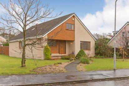 5 Bedrooms Detached House for sale in Scott Drive, Greenfaulds
