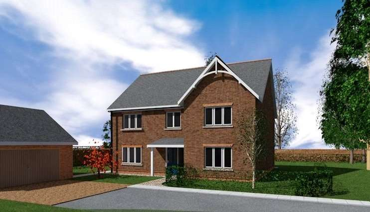 5 Bedrooms Detached House for sale in Culmstock Road, Hemyock, Devon, EX15