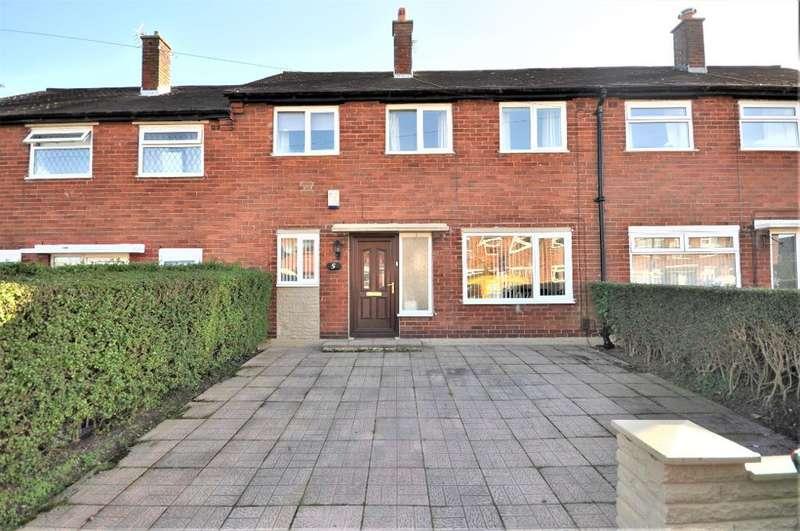 3 Bedrooms Terraced House for sale in Ashford Road, Ashton-on-Ribble, Preston, Lancashire, PR2 1UB