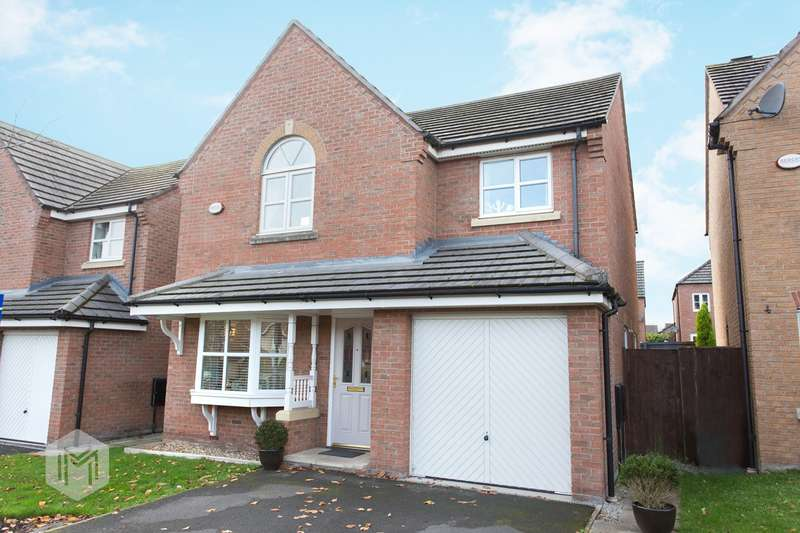4 Bedrooms Detached House for sale in Gadbury Fold, Atherton, Manchester, M46