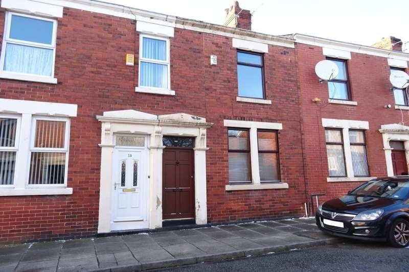2 Bedrooms Property for sale in Waterloo Terrace, Ashton-On-Ribble, Preston, PR2