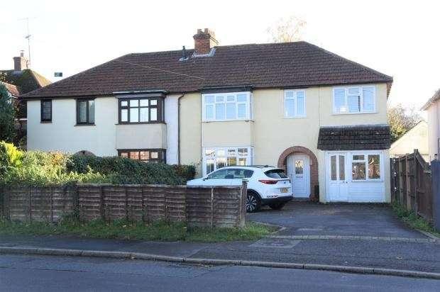 4 Bedrooms Semi Detached House for sale in Old Worting Road, Basingstoke, RG22