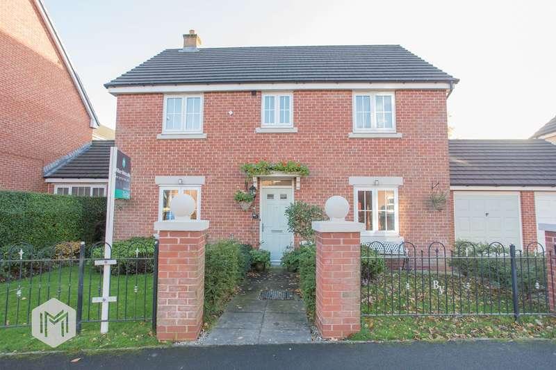4 Bedrooms Detached House for sale in Lancashire Drive, Buckshaw Village, Chorley, PR7