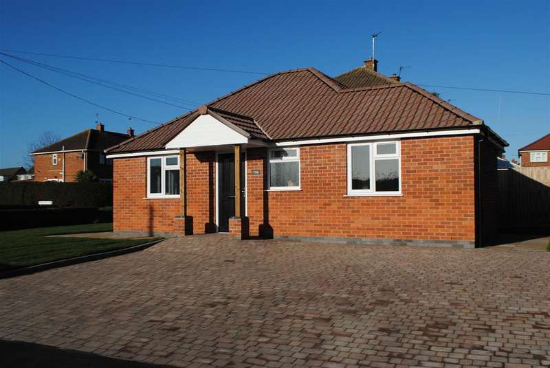2 Bedrooms Detached Bungalow for sale in Grange Road, Shepshed