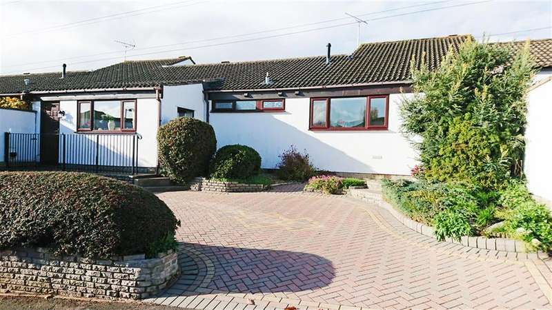 4 Bedrooms Terraced Bungalow for sale in Causeway View, Nailsea, North Somerset, BS48 2XL