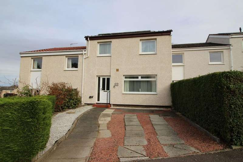 3 Bedrooms Terraced House for sale in Redcraigs, KIRKCALDY, KY2