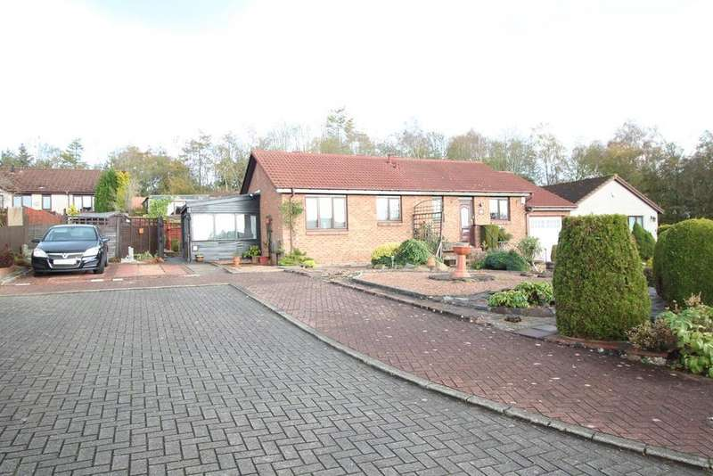 1 Bedroom Semi Detached Bungalow for sale in Cornhill Road, Glenrothes, KY7