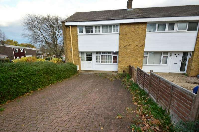 3 Bedrooms End Of Terrace House for sale in Eagle Way, HATFIELD, Hertfordshire