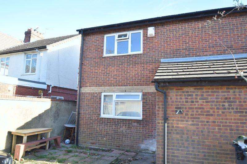 1 Bedroom Maisonette Flat for sale in Alder Crescent, Luton