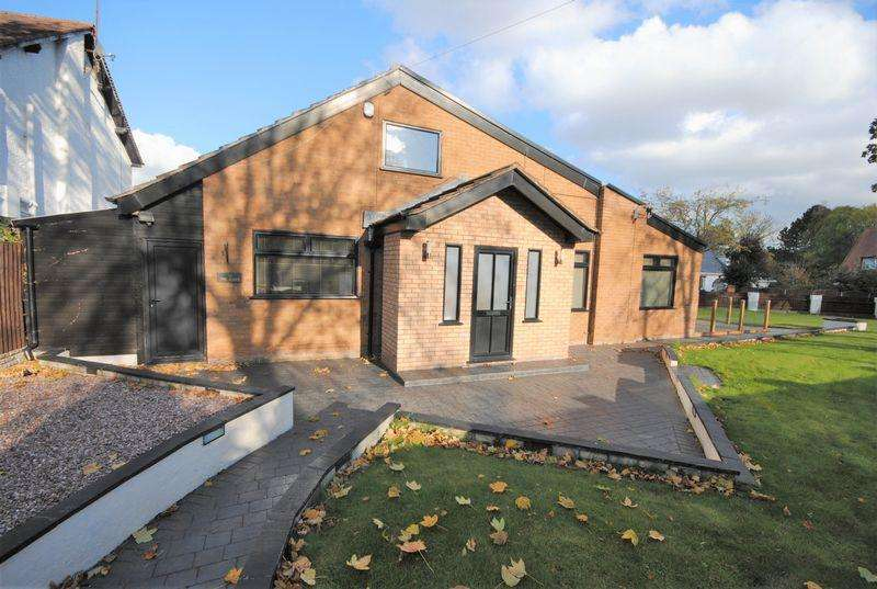 4 Bedrooms Detached House for sale in Manor Drive, Upton