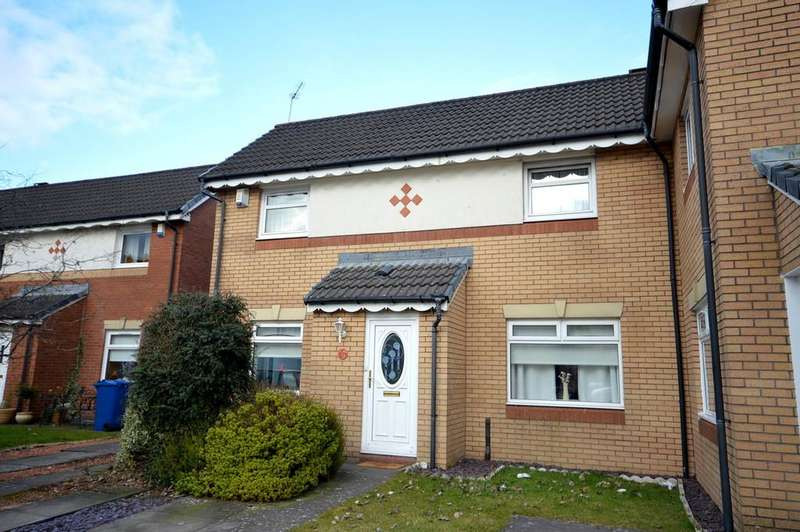 2 Bedrooms Semi Detached House for sale in Benbow Road, Dalmuir G81 4DP