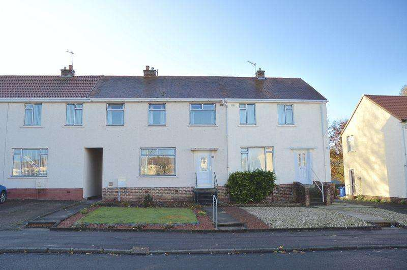 3 Bedrooms Terraced House for sale in Craigie Way, Ayr
