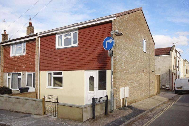 2 Bedrooms End Of Terrace House for sale in Victoria Parade, Redfield, Bristol, BS5 9EB