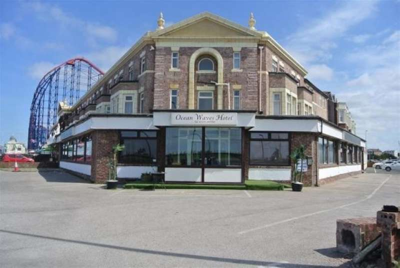 30 Bedrooms Commercial Property for sale in Ocean Waves Hotel, 565 - 567 New South Promenade, Blackpool, Lancashire