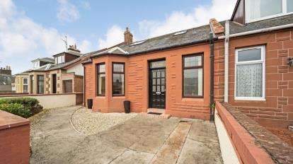 3 Bedrooms Semi Detached House for sale in Alexandria Terrace, Ayr