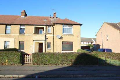 3 Bedrooms Flat for sale in Almond Street, Grangemouth