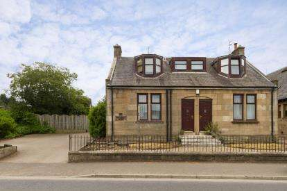 4 Bedrooms Detached House for sale in Carlisle Road, Ferniegair
