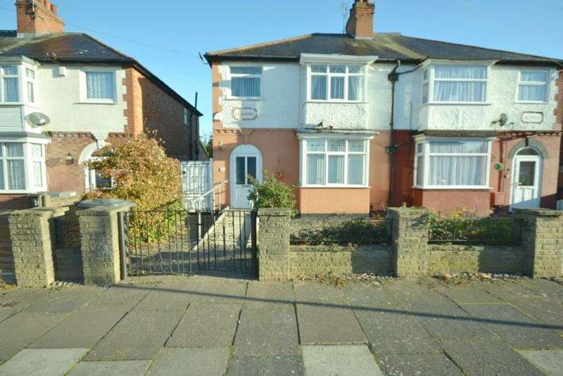 3 Bedrooms Semi Detached House for sale in Meredith Road, Rowley Fields