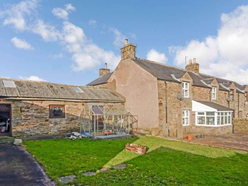 4 Bedrooms Semi Detached House for sale in Merryknowe, Slaggyford, Brampton, Northumberland