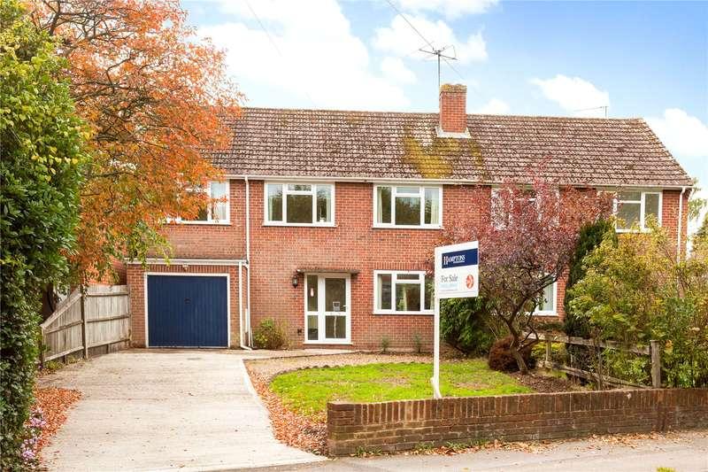 4 Bedrooms Semi Detached House for sale in Essex Street, Newbury, Berkshire, RG14
