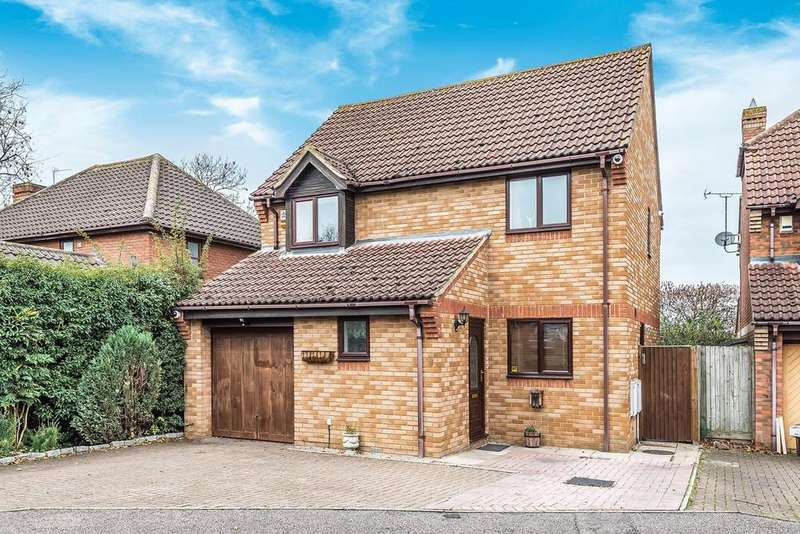 3 Bedrooms Detached House for sale in Oak Drive, Pulloxhill, MK45