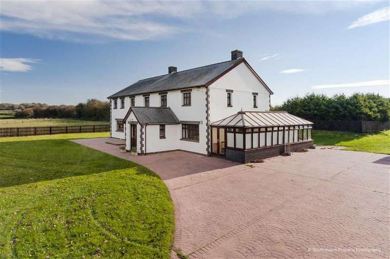 6 Bedrooms Detached House for sale in Llandow, Cowbridge, Vale Of Glamorgan