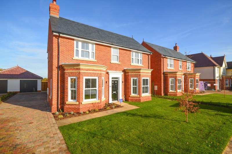 4 Bedrooms Detached House for sale in Plot 3 Norwood Place, Mistley, Manningtree