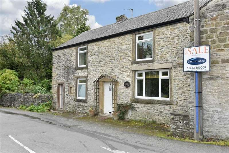 4 Bedrooms Detached House for sale in Peace Cottages, Town Lane, Bradwell, Hope Valley, Derbyshire, S33