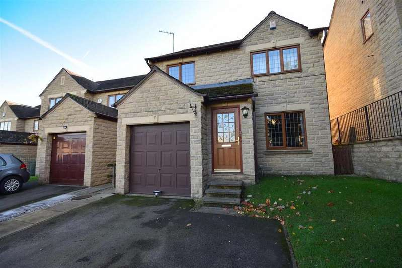3 Bedrooms Detached House for sale in Pinfold, Clayton, Bradford