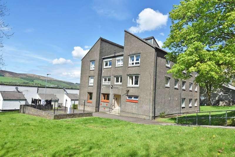 2 Bedrooms Flat for sale in 149 Nobleston, Bonhill, G83 9DG